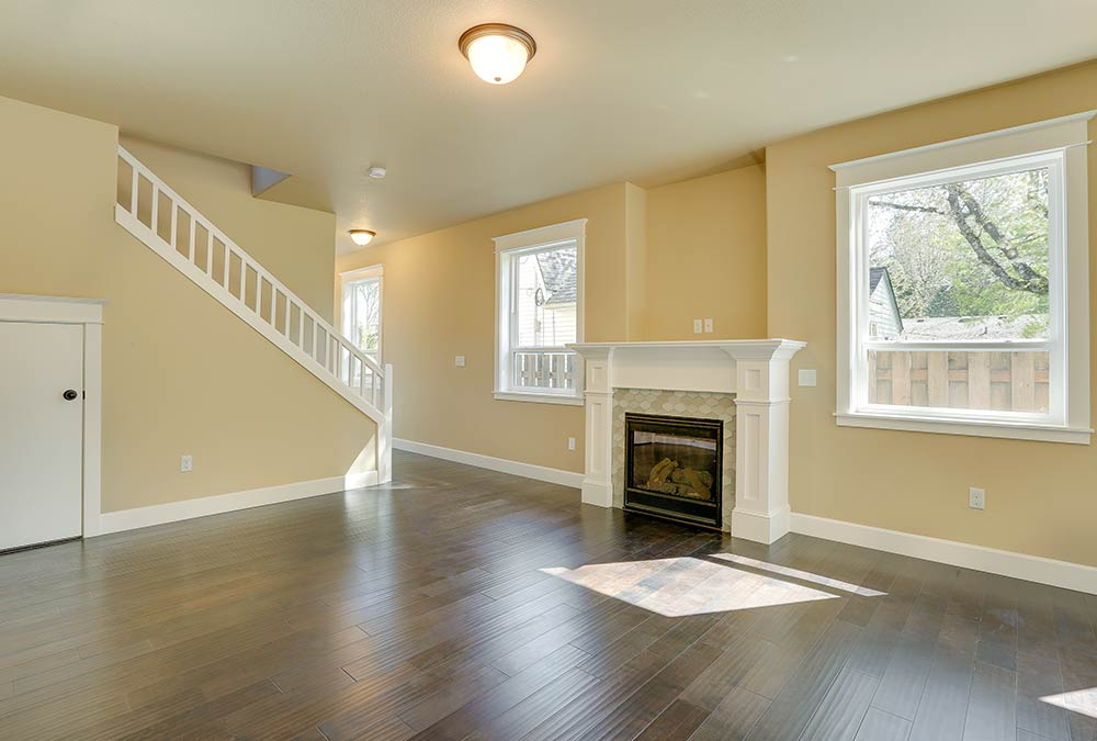 living-room-fireplace-stairwell